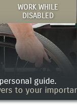 Work While Disabled